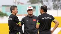 U.19 và U.23 Việt Nam sắp có chuyên gia hồi phục thể lực người Đức