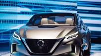 Vmotion 2.0, nguyên mẫu xe Nissan trở về từ tương lai