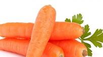 Không chỉ tốt cho mắt, cà rốt còn tẩy được giun sán!