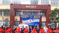 CLB Rotary International D-3600-Hàn Quốc tặng xe cứu thương cho Bệnh viện đa khoa TP Vinh