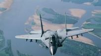 Cận cảnh 'chuyên gia cận chiến' Mig-29 của Không quân Nga