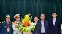 Lãnh đạo tỉnh tiếp đoàn Cựu chiến binh truyền thống 3 chiến dịch lịch sử Việt Nam