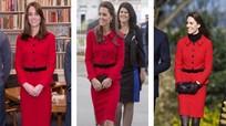 Công nương Kate được ca ngợi vì mặc lại bộ váy 6 năm trước