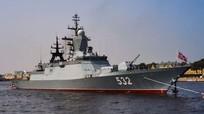 Nga thử nghiệm tàu hộ vệ Sovershnny