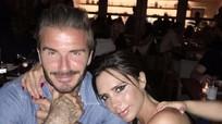 Vợ chồng Beck - Vic bình thản sau scandal