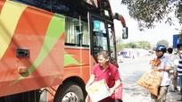 Giá vé xe khách ở Nghệ An đi các tỉnh tăng đến 38%