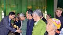 Nghệ An: Gần 48 tỷ đồng đã đến với người nghèo dịp Tết