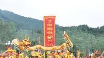 Lễ hội Đền Vua Mai - điểm nhấn du lịch văn hóa tâm linh