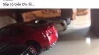 Không dễ phạt người đăng ảnh 'siêu xe biển xanh'