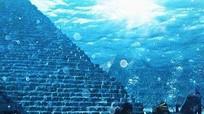 Độc đáo thành phố kim tự tháp dưới nước