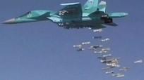 Nga 'mượn' bầu trời Iran để không kích Syria