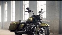 Cận cảnh Harley-Davidson Roadking Special 2017 giá nửa tỷ đồng