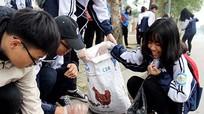 Hàng nghìn thanh niên ra quân dọn vệ sinh môi trường