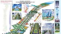 Đẩy nhanh tiến độ dự án đại lộ Vinh - Cửa Lò sau điều chỉnh quy mô