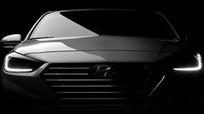 Hyundai sắp có sedan Accent thế hệ mới 'đấu' Toyota Vios