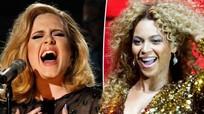Trao giải Grammy 2017: Ai sẽ thắng trong cuộc 'đại chiến' Beyonce và Adele?