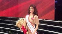 Cô gái Thanh Chương được vinh danh tại đêm nhan sắc 'Người đẹp Kinh Bắc 2017'