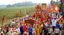Linh thiêng Lễ hội Đền Quả Sơn