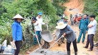 Nỗ lực ở xã vùng cao Hữu Kiệm