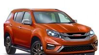 Isuzu cải tiến mu-X, thách thức Toyota Fortuner