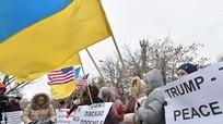 Ngoại trưởng Ukraine đánh giá tuyên bố của Nhà Trắng về Crimea là mạnh mẽ