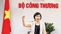 Bộ Công Thương sẽ làm rõ tài sản của Thứ trưởng Hồ Thị Kim Thoa