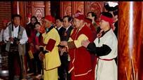 Linh thiêng lễ tế đền Chiêng Ngam