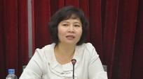 Kiểm tra khối tài sản của gia đình Thứ trưởng Hồ Thị Kim Thoa thế nào?