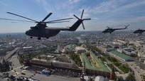 Dàn vũ khí làm nên sức mạnh quân đội Nga