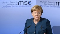 Merkel tuyên bố cải thiện quan hệ giữa Nga và Liên minh châu Âu