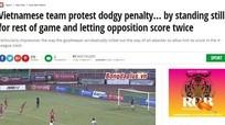 V.League khiến truyền thông thế giới chấn động!