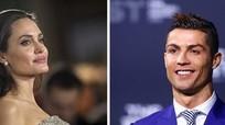 Cristiano Ronaldo đóng phim về người tị nạn cùng Angelina Jolie