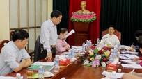 Phó Bí thư Tỉnh ủy: Hội Nông dân tỉnh cần phát huy vai trò trong xây dựng nông thôn mới