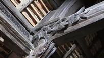 Nhà thờ cổ hơn 300 năm tuổi bằng gỗ lim hiếm có