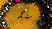 Sôi nổi các trò chơi dân gian trong lễ hội Pu Nhạ Thầu