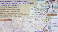 Khai thác lợi thế từ tuyến đường cao tốc Vinh - Viêng Chăn