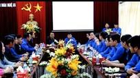Xây dựng thành công làng thanh niên hữu nghị Lào - Việt