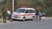 Người phụ nữ chết thảm sau khi va chạm với ô tô tải