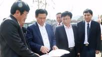 Phó Thủ tướng Vương Đình Huệ: 'Trung ương thiếu sót khi chưa quan tâm nhiều đến Nam Đàn trong xây dựng NTM'