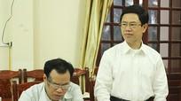 Phó Bí thư Thường trực Tỉnh ủy: Nghi Lộc cần nâng cao sức chiến đấu, năng lực lãnh đạo của Đảng