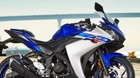Yamaha triệu hồi hơn 800 xe YZF-R3 vì lỗi 'giá đỡ bình xăng'