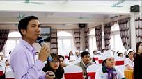 Bệnh viện PHCN Nghệ An bồi dưỡng kiến thức về Quản lý chất lượng và an toàn người bệnh