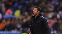 HLV Simeone: 'Barcelona vẫn là đội bóng xuất sắc nhất thế giới'