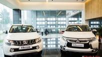 Mitsubishi Triton MIVEC và Pajero Sport thế hệ mới ra mắt khách hàng miền Trung