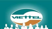 Viettel Nghệ An tuyển dụng kỹ sư CNTT và công nhân dây máy