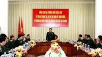 Đại tướng Ngô Xuân Lịch thăm, kiểm tra Sư đoàn 324