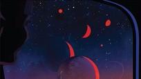 Cuộc sống khác lạ trên hệ Mặt trời mới phát hiện