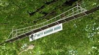 Những cây cầu chỉ dành riêng cho động vật