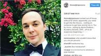 Không có ID, tài tử Jim Parsons bỏ lỡ lễ trao giải Oscar 2017