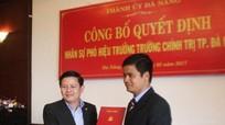 Nguyên thư ký ông Bá Thanh được bổ nhiệm chức vụ mới